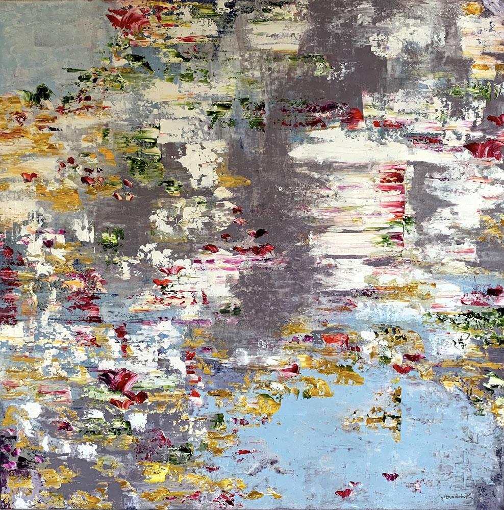 Ponds No 16 by Azadeh R Nikou