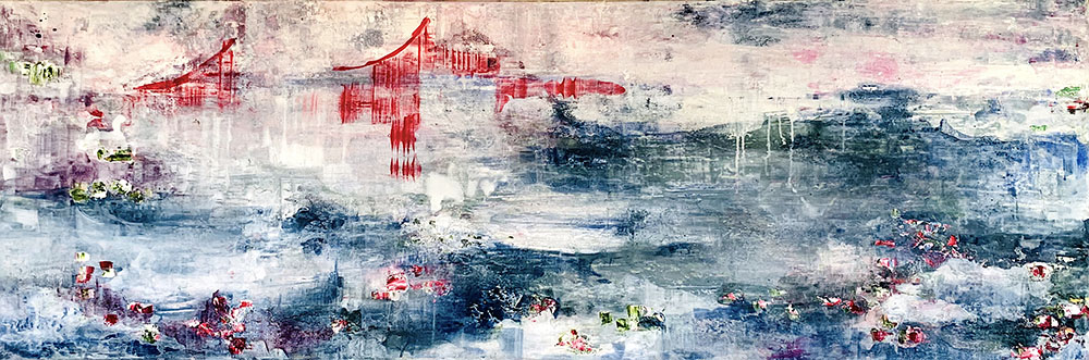 Ponds No 31 by Azadeh R Nikou