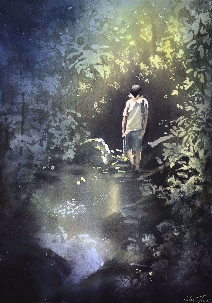 Reflections by Chloe Tomomi