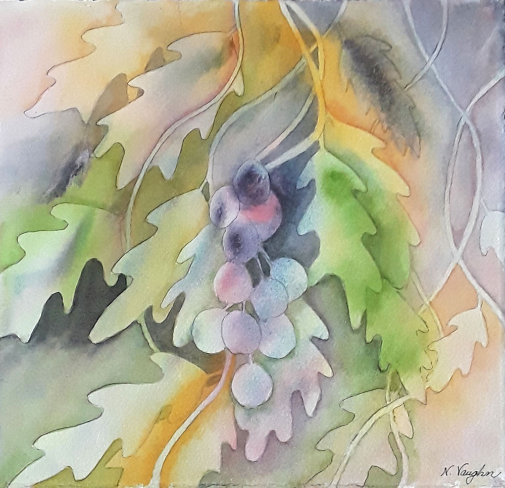 Breezy Morning by Nancy Vaughn
