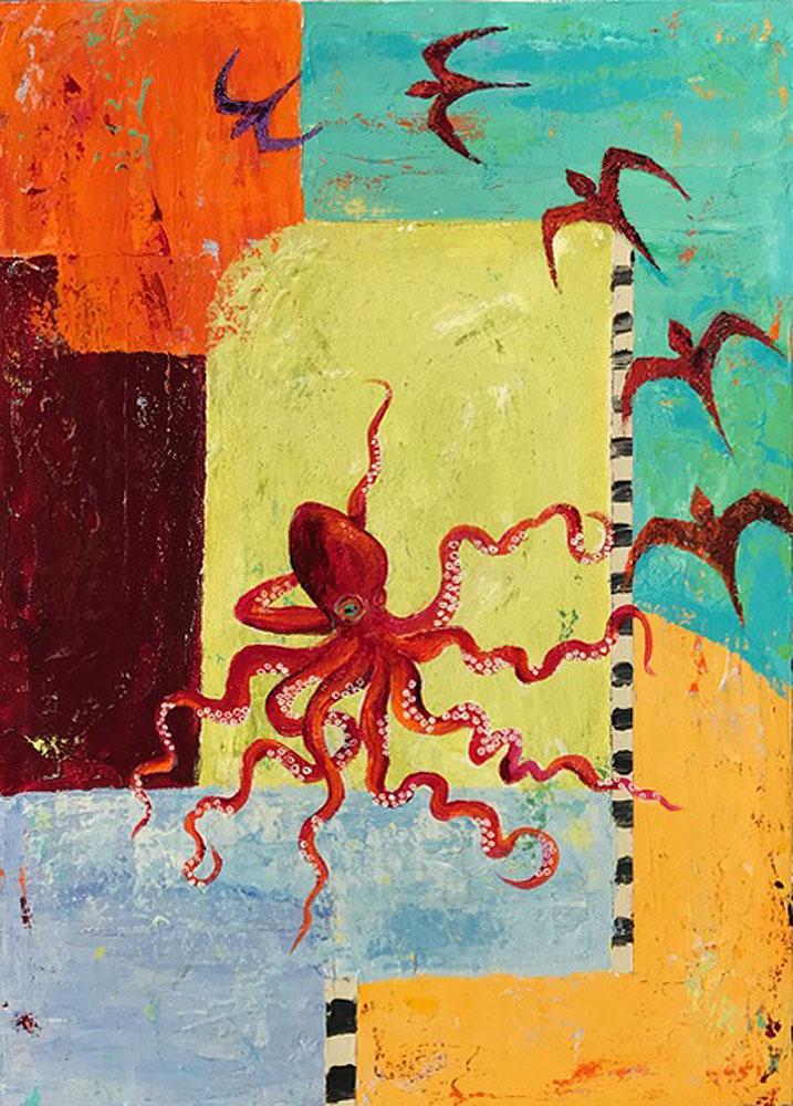 Hau'oli He'e by Susan Lura